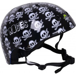 Roces Skater Hjelm PIRATES