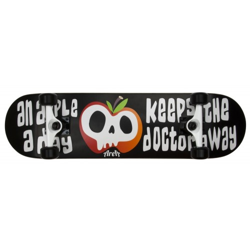 Apple Skateboard by Area