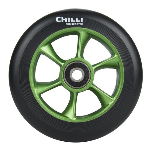 Chilli PRO 110 mm BLACK TURBO Green core