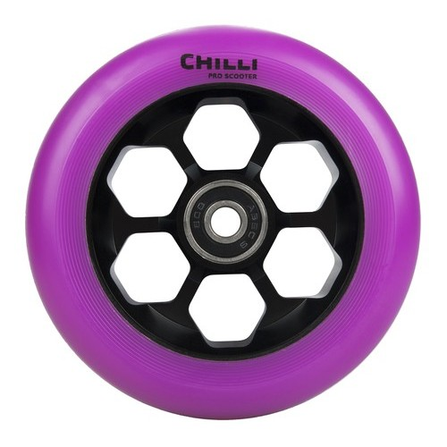 Chilli PRO 110 mm honeycomb Lilla