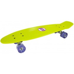 D-Street BIG Cruiser Lime Lilla