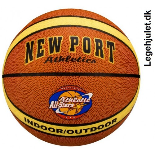 New Port Basket Ball Athletics