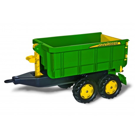 Image of   RollyContainer John Deere med tip lad
