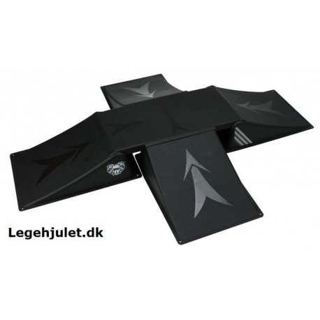 Image of   Airbox Ramp 4 way by Black Dragon