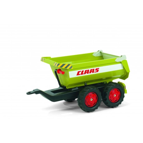 Image of   Rolly Toys Anhænger rollyHalfpipe Claas