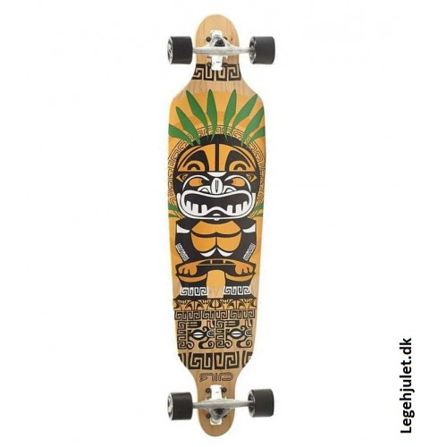 Indio Longboard Drop Through fra Spartan Sport