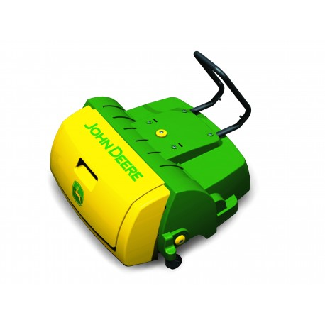 Image of Rolly Toys Sweeper John Deere
