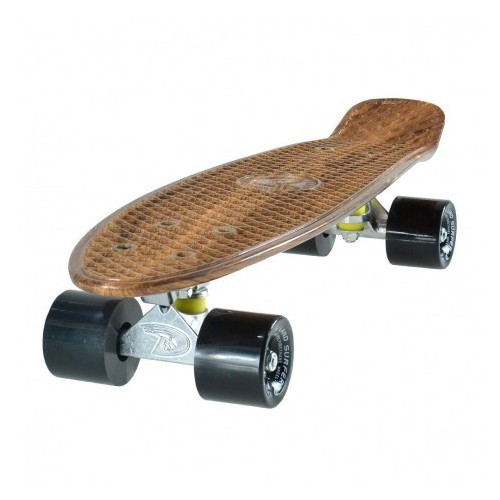 Cruiserboard WOOD Land Surfer
