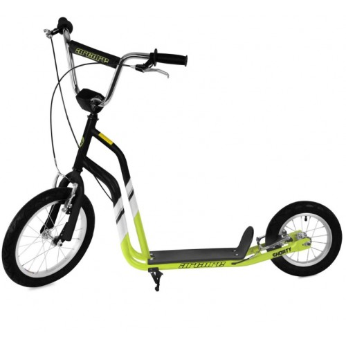Arcore Shorty Løbecykel - Lime