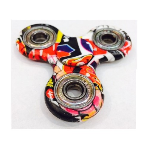 Fidget Spinner Grafitti