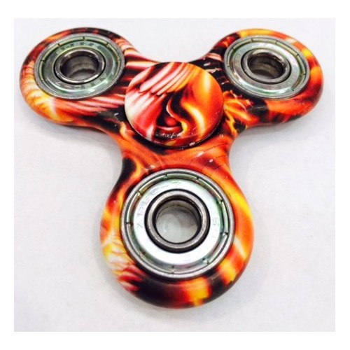 Fidget Spinner FIRE