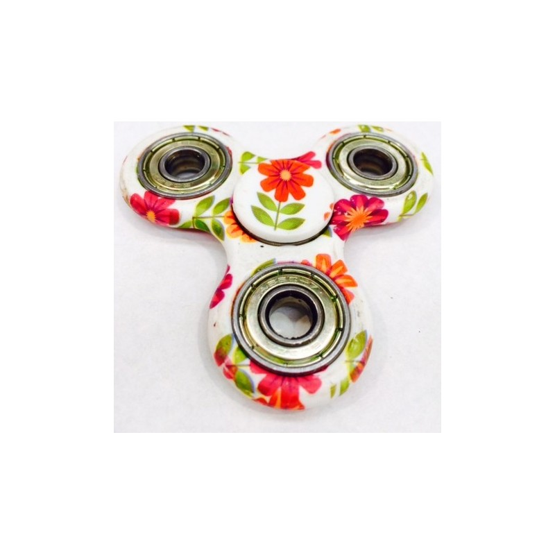 Fidget Spinner Flower