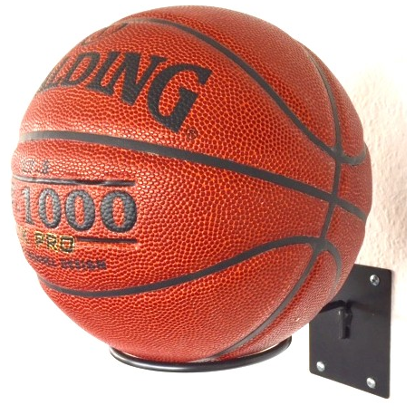 Image of   Ball ON Wall - Basketball holder