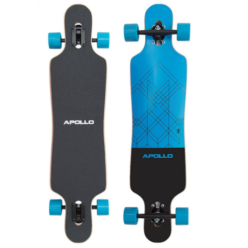 Apollo Longboard Drop-Through Kirabati