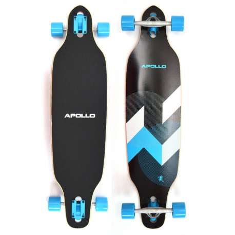 Image of   Apollo Longboard Drop-Through Matei