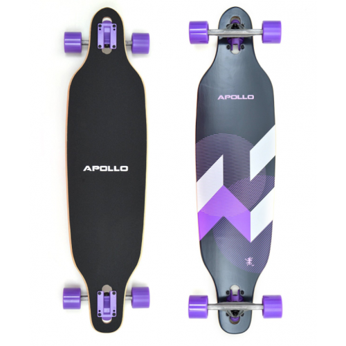 Apollo Longboard Drop-Through Makira