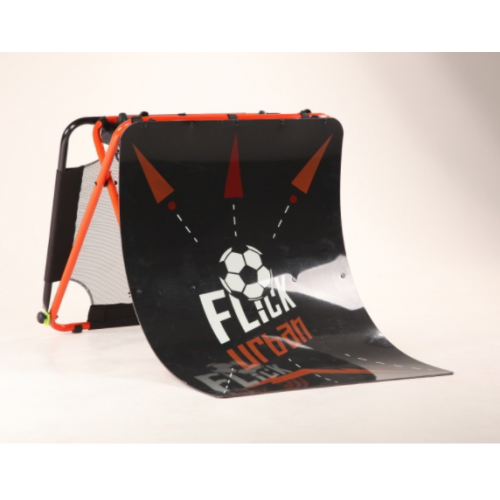 FOOTBALL FLICK POWERSHOT 3i1 Rebounder