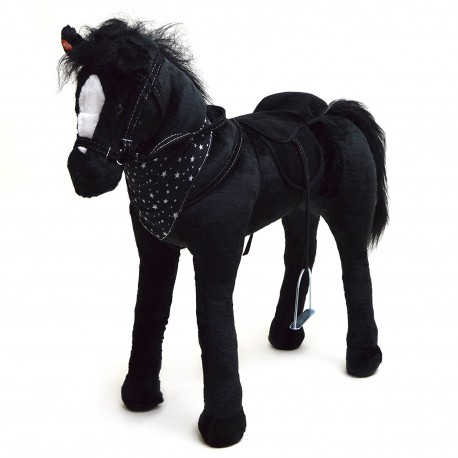 Image of   Polly XL 75 cm Legetøjs hest by Pink Papaya