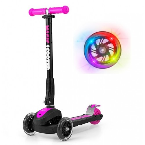 Magic Scooter Trehjulet PINK fra Milly Mally