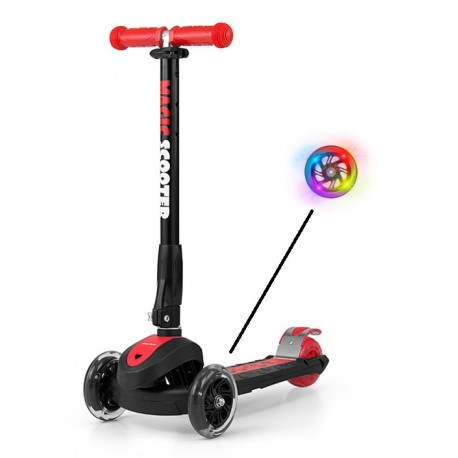 Image of   Magic Scooter Trehjulet RED fra Milly Mally