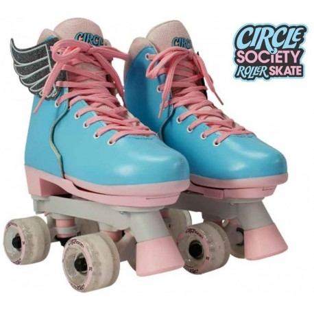 Image of   Circle Society Rulleskøjte Classic Cotton Candy