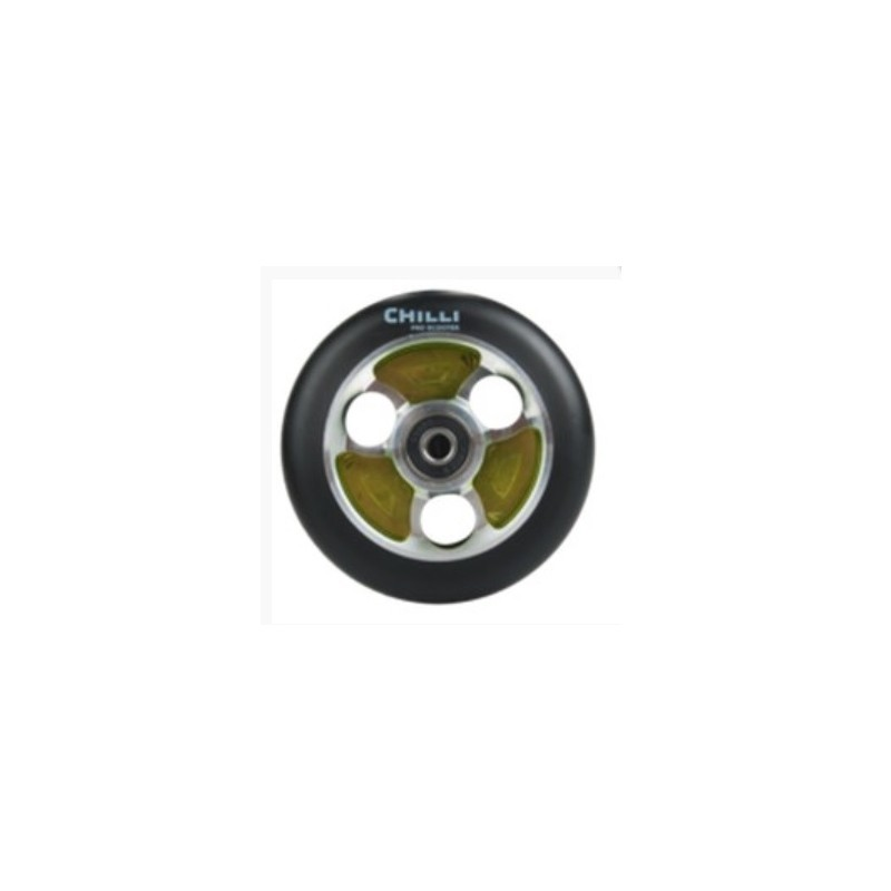 Chilli PRO 100 mm Black Green Core