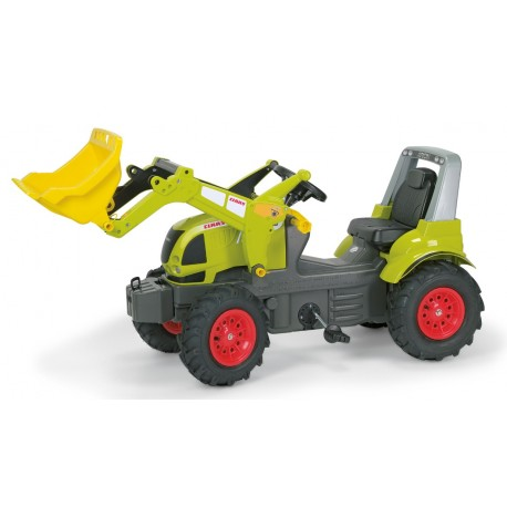 Image of   Rolly Toys Pedaltraktor Claas Arion Luft Hjul