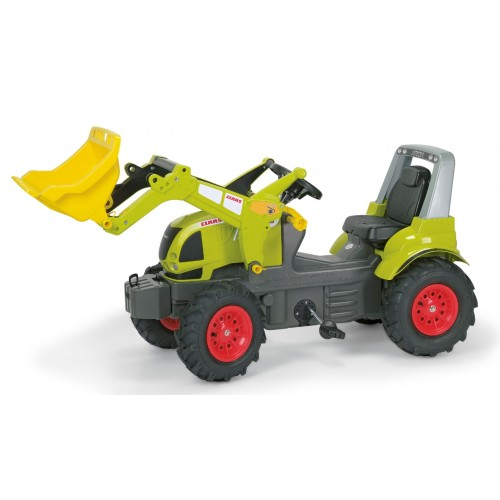 Rolly toys claas arion frontskovl