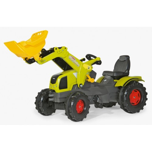 rolly toys claas frontskovl