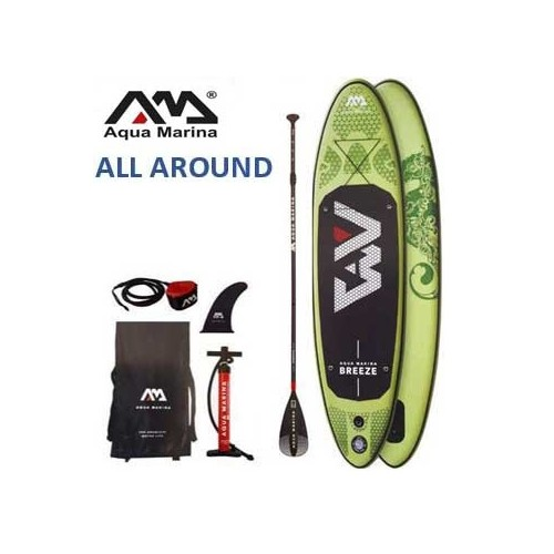 "Stand Up Paddle (275cm) Breeze 9/0"" Aqua Marina"