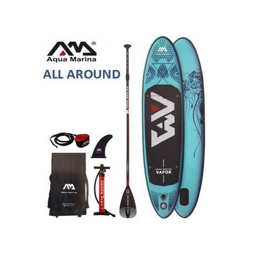 "Stand Up Paddle (300cm) Vapor 9/10"" Aqua Marina"
