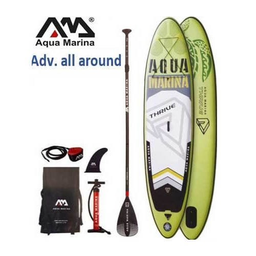 "Stand Up Paddle Thrive (315 cm)10/4"" Aqua Marina"