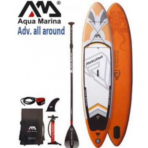 "Stand Up Paddle (330cm) Magma 10/10"" Aqua Marina"
