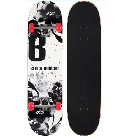 Image of   Black Dragon Street Native Skateboard