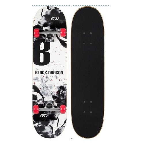 Black Dragon Street Native Skateboard