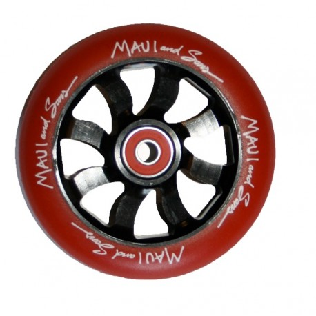 Image of   110mm Maui Spoked Trick Hjul 1 stk