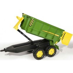 RollyContainer John Deere med tip lad