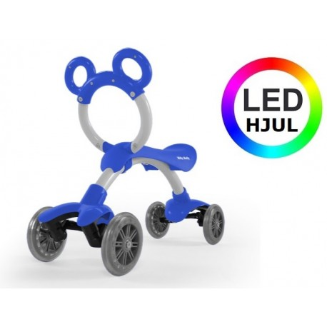 Image of   Løbecykel Orion Flash fra Milly Mally Blå