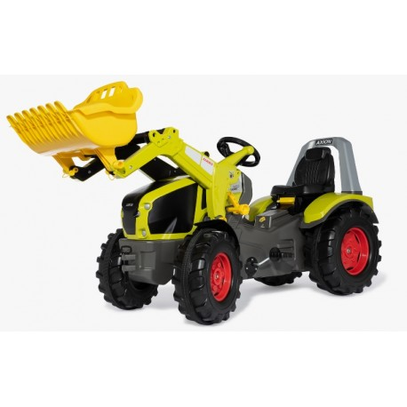 Image of   RollyX-trac Claas Arion 950 med frontlæsser