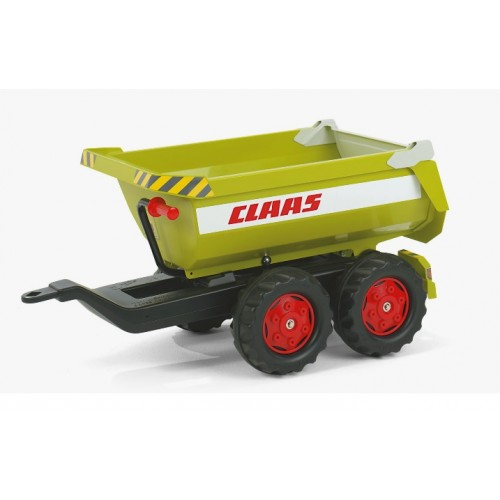 RollyContainer Claas med tip lad