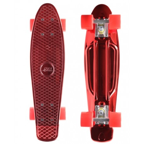 Nils Extreme Pennyboard Electrostyle RED